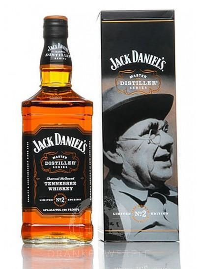 Jack Daniels Master Distiller Series N°2 Whiskey