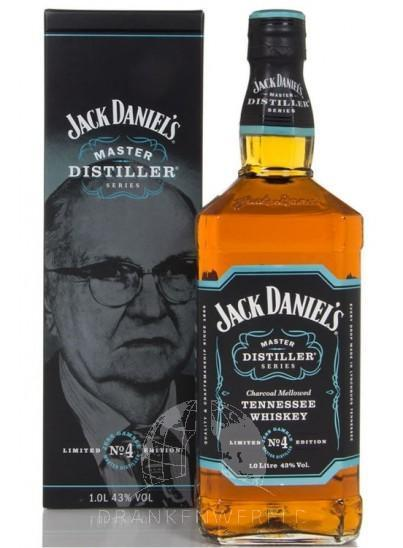 Jack Daniels Master Distiller Series N°4 Whiskey