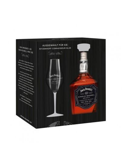 Jack Daniels Single Barrel Giftset