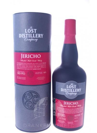 Lost Distillery's Jericho Blended Malt Scotch Whisky