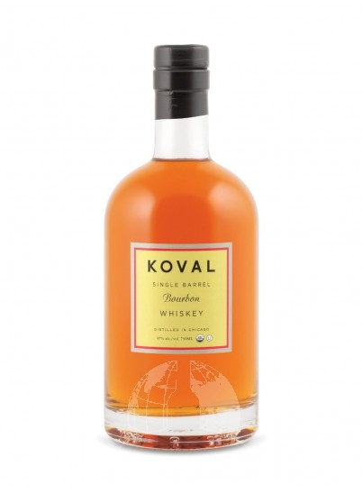 Koval Bourbon Whiskey