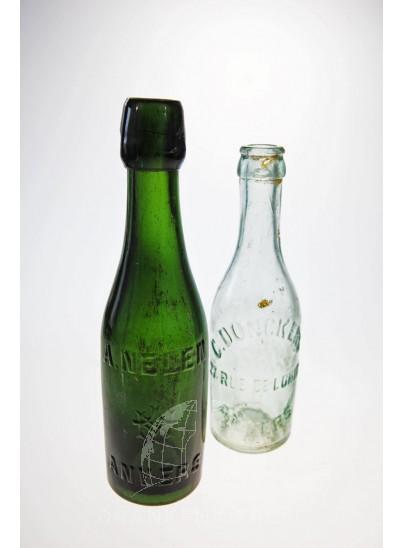 Lege flesjes