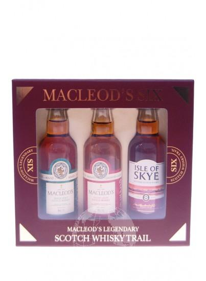 Whisky Trail Ian MacLeod Mini Collection Single Malt Whisky