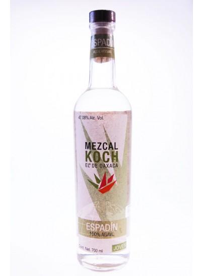 Koch Espadin Mezcal