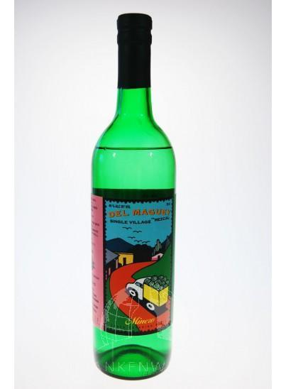 Del Maguey Minero Single Village Mezcal