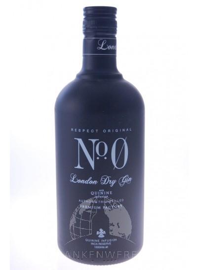 N°0 London Dry Gin