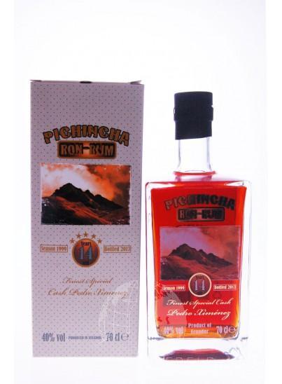 Pichincha 14 Years Rum Pedro Ximenez Cask