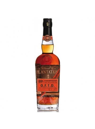 Plantation O.F.T.D. 69% Overproof Rum
