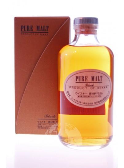 Nikka Black Single Malt Whisky