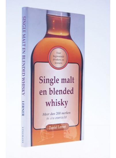 Single Malt en Blended Whisky Boek