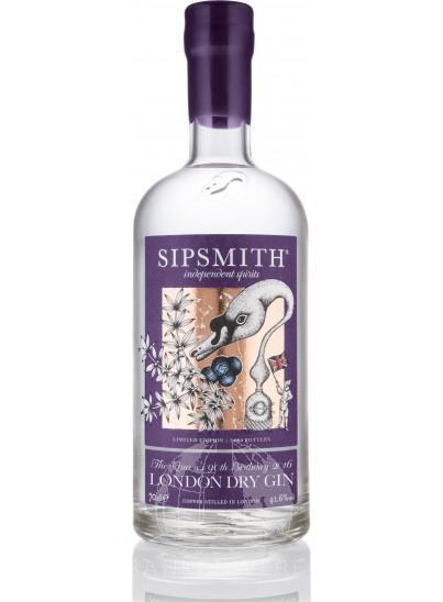 Sipsmith The Queen's 90th Birthday Special Edition