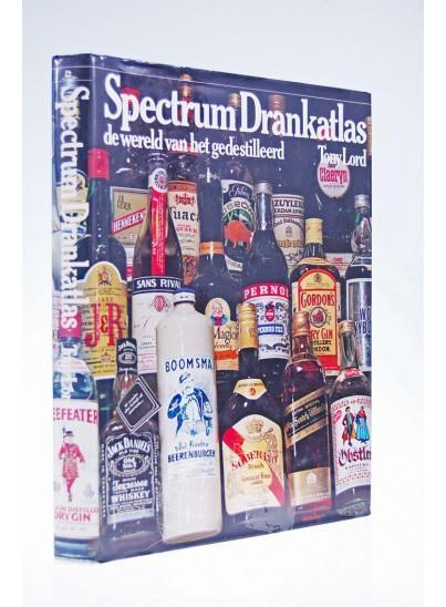 Spectrum Drankatlas- Tony Lord Boek