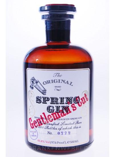 Spring Gin Gentleman's Cut