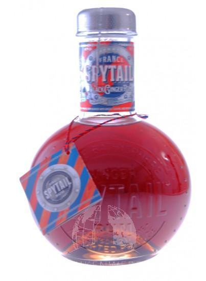 Spytail Rum Black Ginger