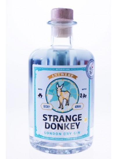 Strange Donkey London Dry Gin