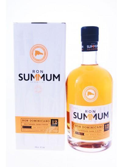 Summum Sauternes Finish Rum