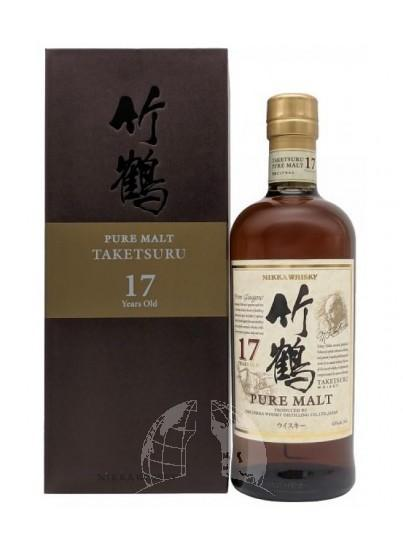 Taketsuru 17 Teays Old Pure Malt