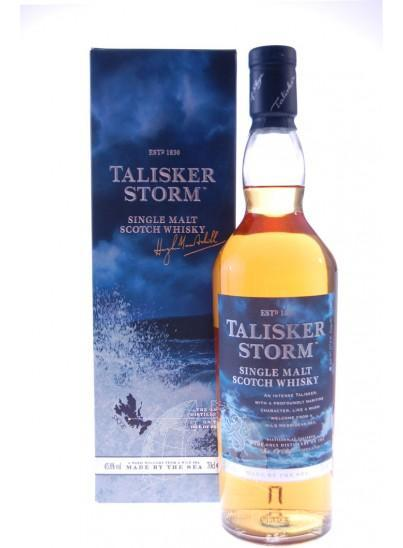 Talisker Storm Single Malt Whisky