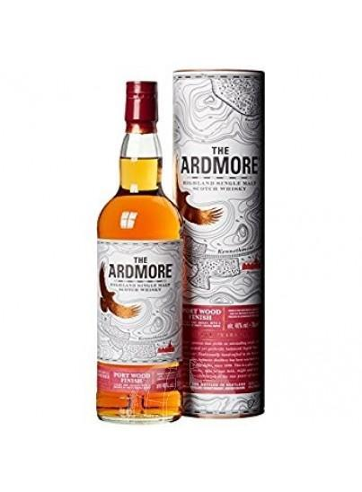 The Ardmore 12 Years Port Wood Single Malt Whisky