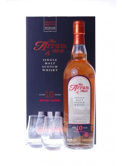 Arran 10 Years Giftpack Single Malt Whisky