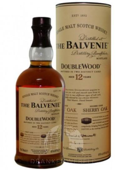 Balvenie 12 Years Double Wood Single Malt Whsiky
