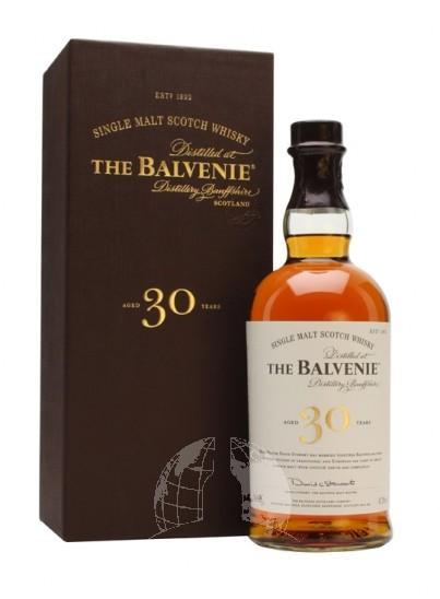 The Balvenie 30 Years Single Malt Whisky