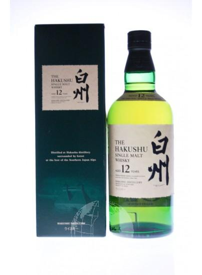Hakushu 12 Years Single Malt Whisky