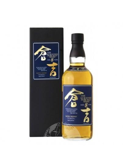 The Kurayoshi Pure Malt Whisky 8 Years