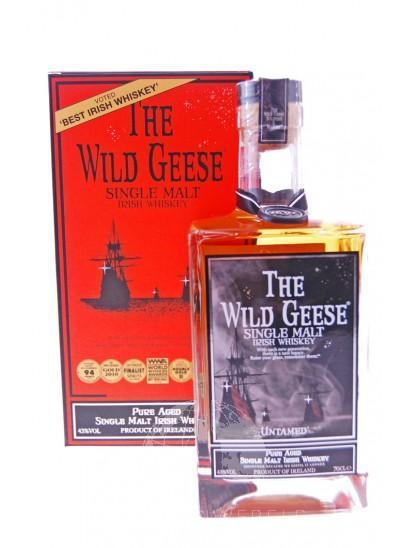 The Wild Geese Single Malt Irish Whiskey