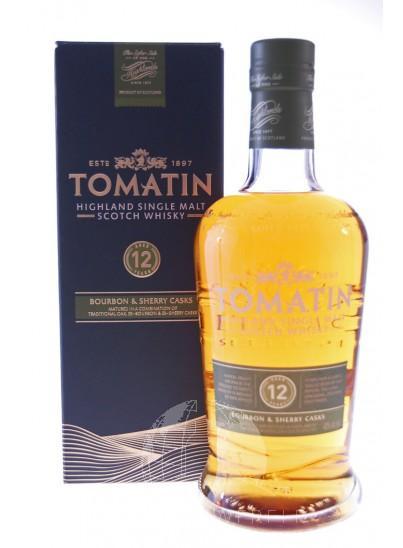 Tomatin 12 Years Single Malt Whisky