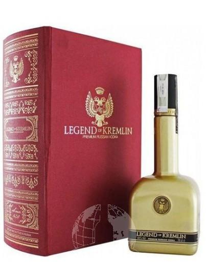 Legend Of Kremlin Wodka Limited Gold
