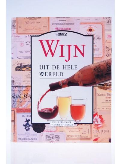 Wijn uit De Hele Wereld Boek