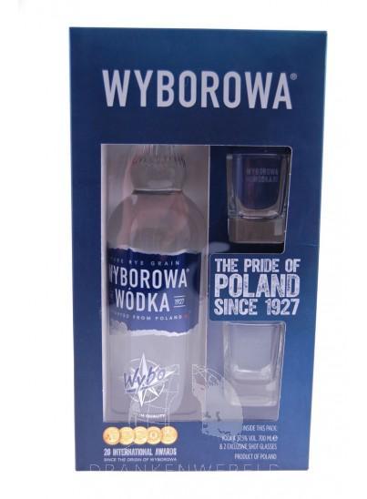 Wyborowa Wodka Giftpack